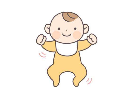 山田美諭の赤ちゃん画像をイメージする絵